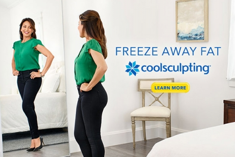CoolSculpting in Kalamazoo from Parkway Plastic Surgery Removes Stubborn Fat